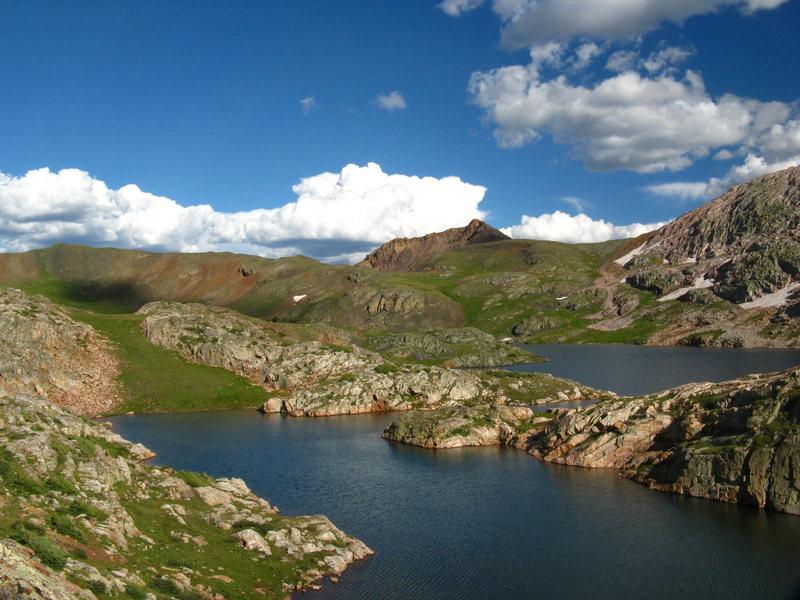 Rock Climbing Photo: eldorado lakes