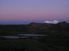Rock Climbing Photo: after sunset