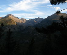 Rock Climbing Photo: glacier gorge