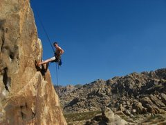 Rock Climbing Photo: Another J-Tree route
