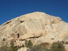 Rock Climbing Photo: Scenic if Mental Physics