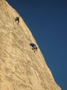 Rock Climbing Photo: Your almost there !!!!