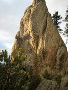 Rock Climbing Photo: Sentinel Rock