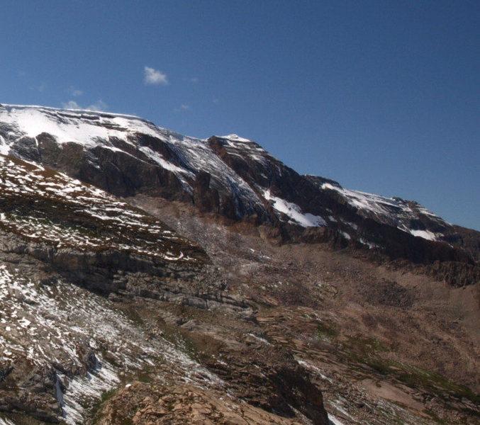 As seen from Crystal Peak