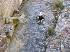 Rock Climbing Photo: Six Apeal/Storm Mountian