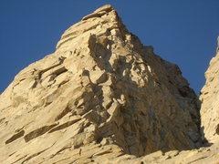 Rock Climbing Photo: Southwest Arete - corners galore!