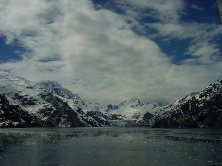 Glacier Bay NP, Alaska.  May 07.