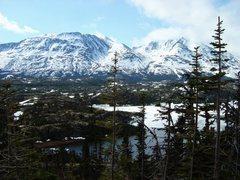 Rock Climbing Photo: Alaska, May 07.