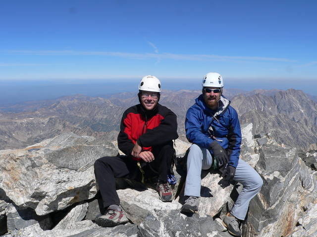 On the top, 2006. with Matt Stelner