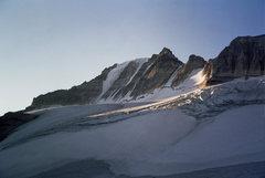 Rock Climbing Photo: Mount Fay