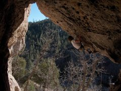 Rock Climbing Photo: enchanted towers