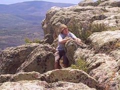 Rock Climbing Photo: Montrose CO
