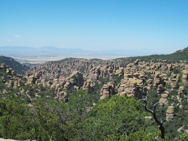 Rock Climbing Photo: Chiricahua NM