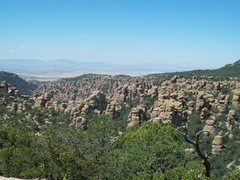 Rock Climbing Photo: Chiricahua NM