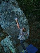Rock Climbing Photo: on the level
