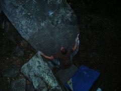 Rock Climbing Photo: mustache's