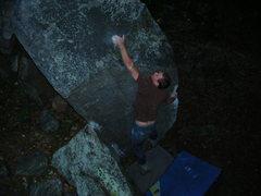 Rock Climbing Photo: high