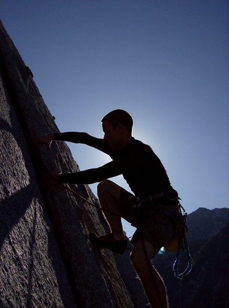 Rock Climbing Photo: The Hook