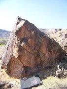 Rock Climbing Photo: North face.