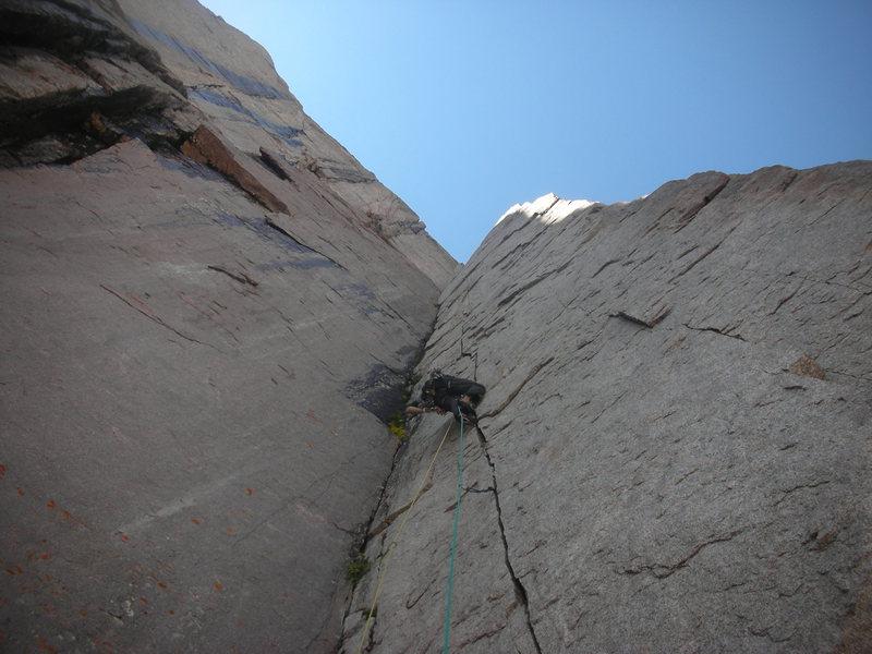 Rock Climbing Photo: obelisk