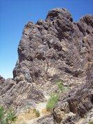 Rock Climbing Photo: Raven's Rock