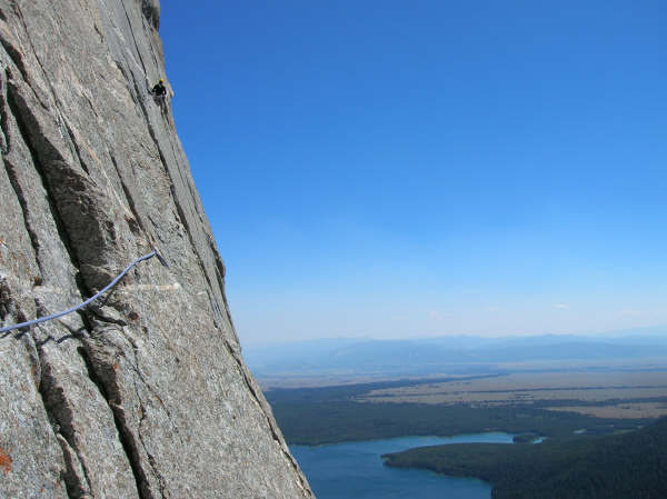 Rock Climbing Photo: the heinar traverse