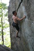 Rock Climbing Photo: Things as They Are - 12.a