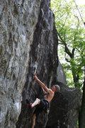 Rock Climbing Photo: NH, Rumney, Waimea - 10.d