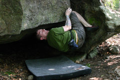 Rock Climbing Photo: kneebar...always fun...