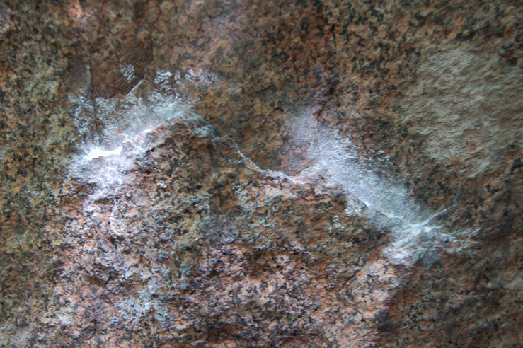 Rock Climbing Photo: The tiny crimps...