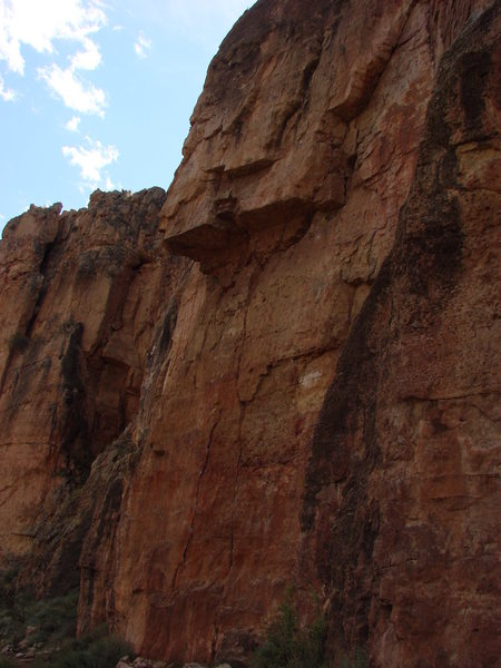 Pulley Mammoth, 5.11.