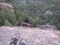 Rock Climbing Photo: Lots of rock.