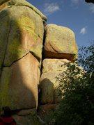 Rock Climbing Photo: Paddle Wheeler.