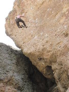 Rock Climbing Photo: Clean falls on Technowitch. This was my favorite r...