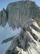 Rock Climbing Photo: North Peak!