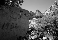 Rock Climbing Photo: I could spend a lifetime exploring the MNP. I neve...