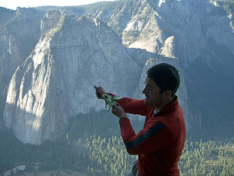 Rock Climbing Photo: ready, set...