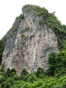 Rock Climbing Photo: Thailand Tonsi Tower on Phi Phi Island