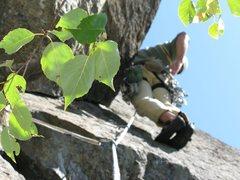 Rock Climbing Photo: Quadrophenia