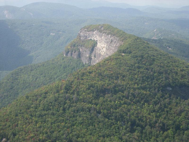 Rock Climbing Photo: Whitesides 09/08