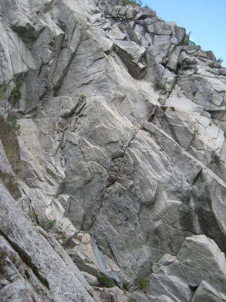Rock Climbing Photo: Where's Ionosphere?