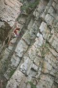 Rock Climbing Photo: The Highlander.