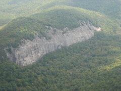 Rock Climbing Photo: Big Green 09/08