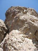 Rock Climbing Photo: Hanging Humor