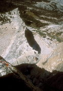 Rock Climbing Photo: The Nightingale Arete (NW Arete) of Vogelsang Peak...