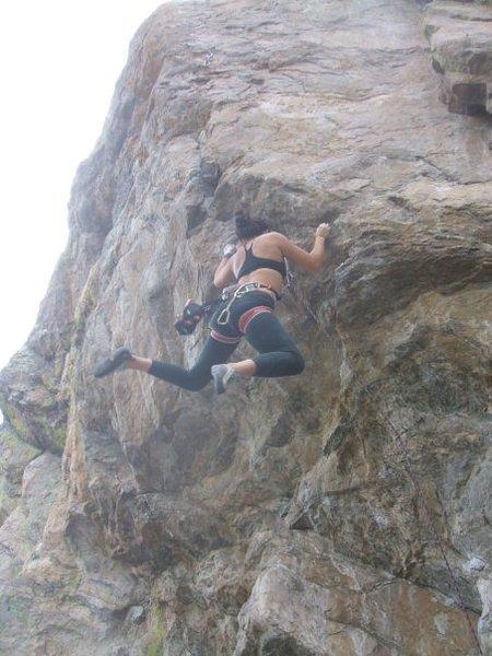 Rock Climbing Photo: Prospect Mountain