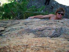 Rock Climbing Photo: Somewhere near Buena Vista.  No idea which problem