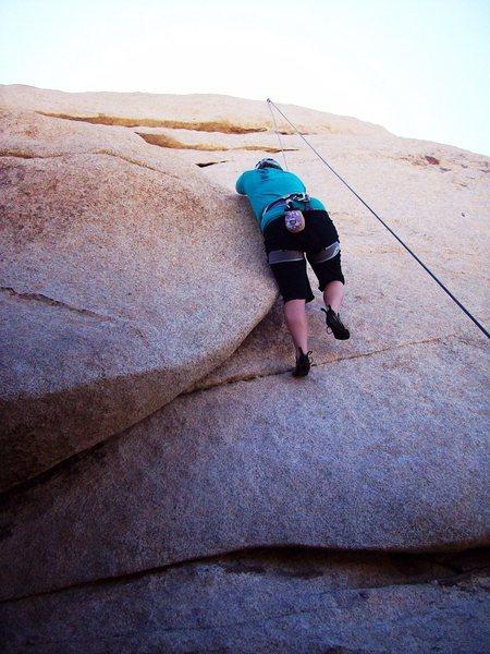 Flake climb