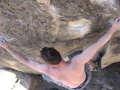 Rock Climbing Photo: rail