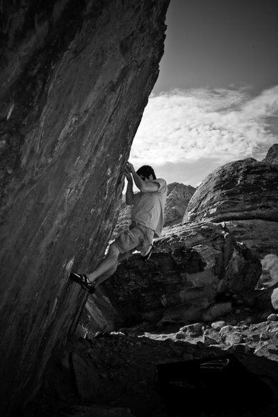 Rock Climbing Photo: Photo by Nate